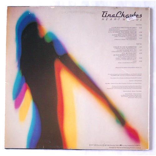 Картинка  Виниловые пластинки  Tina Charles – Heart 'N' Soul / CBS 82180 в  Vinyl Play магазин LP и CD   05918 1
