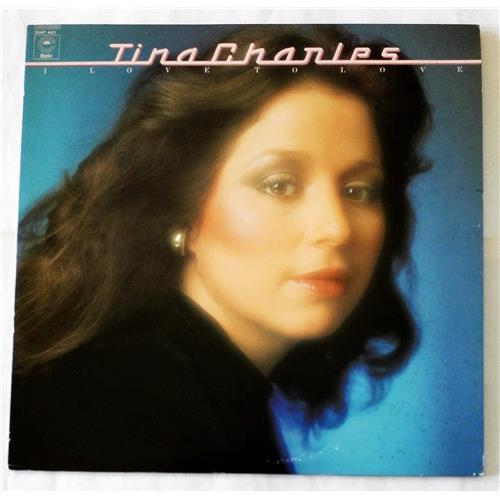 Виниловые пластинки  Tina Charles – I Love To Love / 25AP 443 в Vinyl Play магазин LP и CD  07674