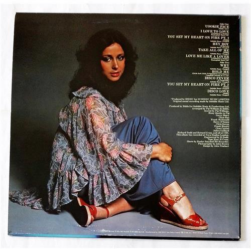 Картинка  Виниловые пластинки  Tina Charles – I Love To Love / 25AP 443 в  Vinyl Play магазин LP и CD   07674 1