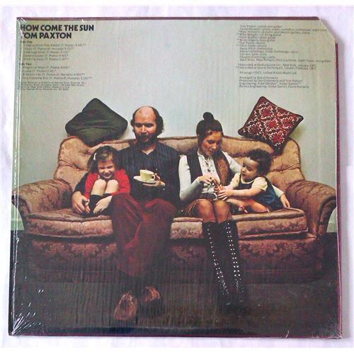 Картинка  Виниловые пластинки  Tom Paxton – How Come The Sun / RS 6443 в  Vinyl Play магазин LP и CD   06166 1