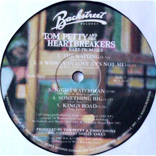 Картинка  Виниловые пластинки  Tom Petty And The Heartbreakers – Hard Promises / BSR-5160 в  Vinyl Play магазин LP и CD   04910 4