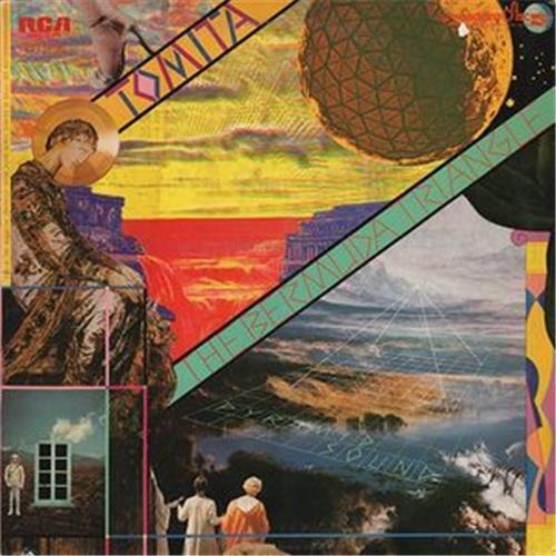 Виниловые пластинки  Tomita – The Bermuda Triangle / RVC-2222 в Vinyl Play магазин LP и CD  00400