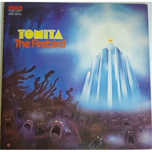 Виниловые пластинки  Tomita – The Firebird /  RVC-2001 в Vinyl Play магазин LP и CD  00403