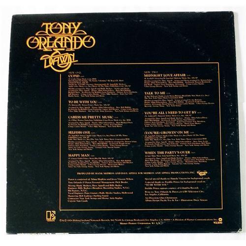 Картинка  Виниловые пластинки  Tony Orlando & Dawn – To Be With You / P-10179E в  Vinyl Play магазин LP и CD   07712 1