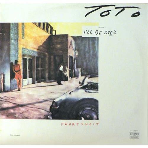 Виниловые пластинки  Toto – Fahrenheit / BTA 12204 в Vinyl Play магазин LP и CD  02254
