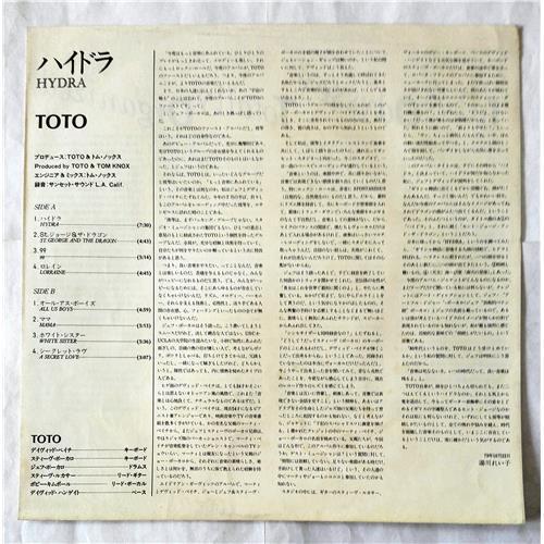 Картинка  Виниловые пластинки  Toto – Hydra / 25AP 1700 в  Vinyl Play магазин LP и CD   07643 4