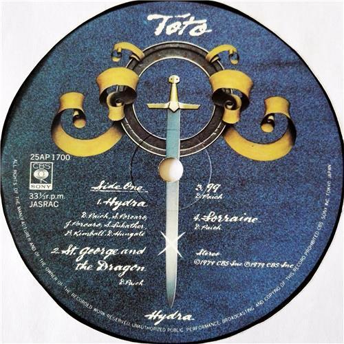 Картинка  Виниловые пластинки  Toto – Hydra / 25AP 1700 в  Vinyl Play магазин LP и CD   07643 8