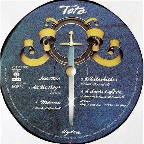 Картинка  Виниловые пластинки  Toto – Hydra / 25AP 1700 в  Vinyl Play магазин LP и CD   07643 9