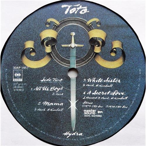 Картинка  Виниловые пластинки  Toto – Hydra / 30AP 1957 в  Vinyl Play магазин LP и CD   07606 11