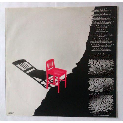 Картинка  Виниловые пластинки  Toto – Isolation / CBS 86305 в  Vinyl Play магазин LP и CD   04386 3