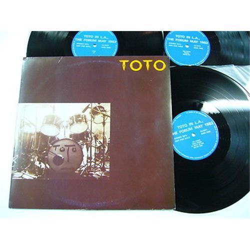 Виниловые пластинки  Toto – L.A. The Forum May 1982 / XL1571 в Vinyl Play магазин LP и CD  00831