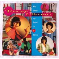 Tracey Ullman – You Broke My Heart In 17 Places / SEEZ-51