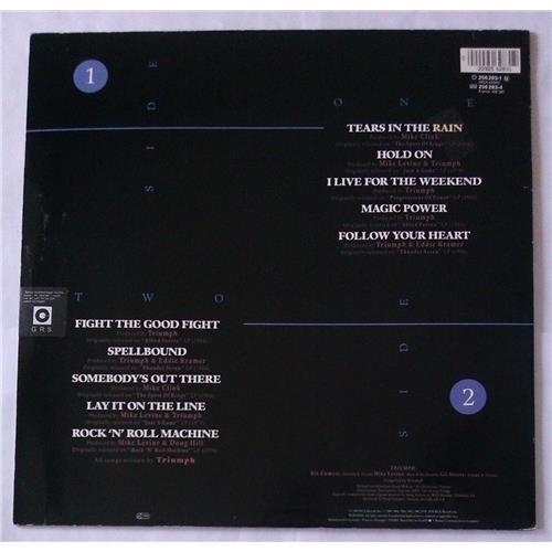 Картинка  Виниловые пластинки  Triumph – Classics / 256 283-1 в  Vinyl Play магазин LP и CD   04891 1