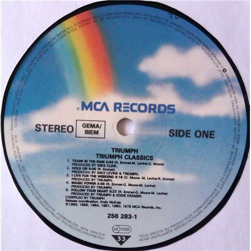 Картинка  Виниловые пластинки  Triumph – Classics / 256 283-1 в  Vinyl Play магазин LP и CD   04891 2