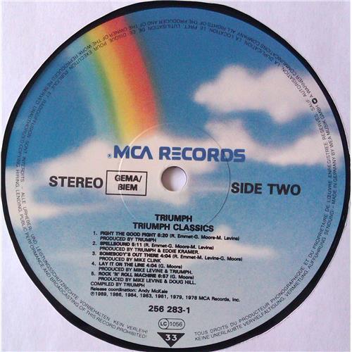 Картинка  Виниловые пластинки  Triumph – Classics / 256 283-1 в  Vinyl Play магазин LP и CD   04891 3