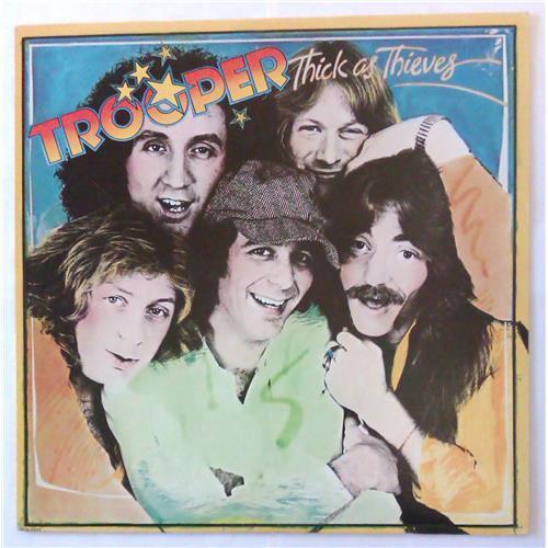 Виниловые пластинки  Trooper – Thick As Thieves / MCA-2377 в Vinyl Play магазин LP и CD  04734