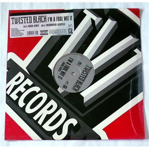 Виниловые пластинки  Twisted Black – I'm A Fool Wit It / TV-2871-0 / Sealed в Vinyl Play магазин LP и CD  07115