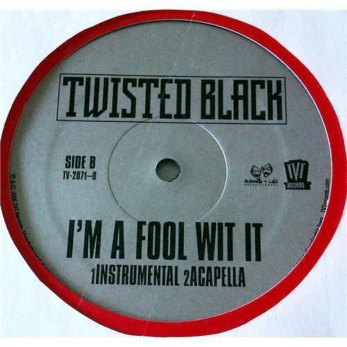 Картинка  Виниловые пластинки  Twisted Black – I'm A Fool Wit It / TV-2871-0 / Sealed в  Vinyl Play магазин LP и CD   07115 3