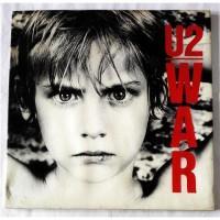 U2 – War / 25S-156
