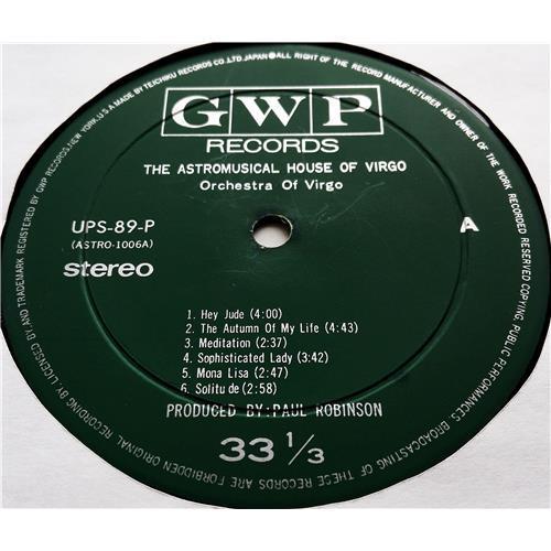 Картинка  Виниловые пластинки  Unknown Artist – The Astromusical House Of Virgo / UPS-89-P в  Vinyl Play магазин LP и CD   07538 4