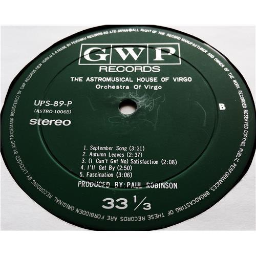 Картинка  Виниловые пластинки  Unknown Artist – The Astromusical House Of Virgo / UPS-89-P в  Vinyl Play магазин LP и CD   07538 5