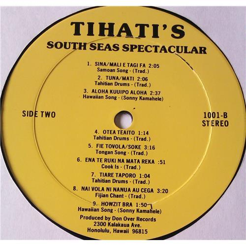 Картинка  Виниловые пластинки  Unknown Artist – Tihati's South Seas Spectacular / 1001 в  Vinyl Play магазин LP и CD   05780 3