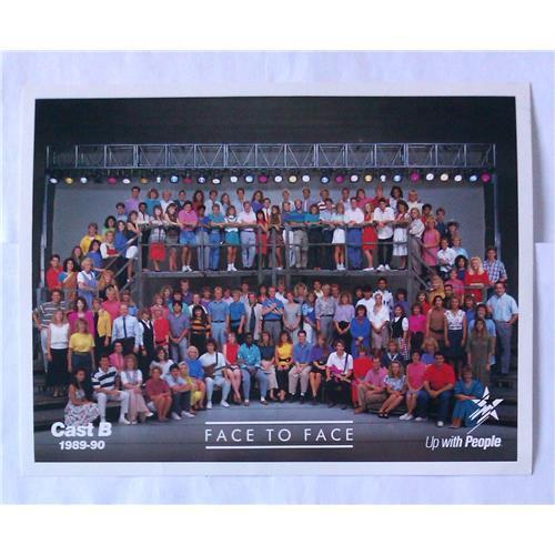 Картинка  Виниловые пластинки  Up With People – Face To Face / 1161 в  Vinyl Play магазин LP и CD   05883 2