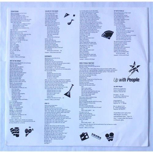 Картинка  Виниловые пластинки  Up With People – Face To Face / 1161 в  Vinyl Play магазин LP и CD   05883 4