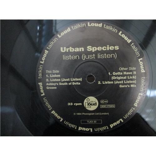 Картинка  Виниловые пластинки  Urban Species Featuring MC Solaar – Listen / 858 963-1 в  Vinyl Play магазин LP и CD   05697 2
