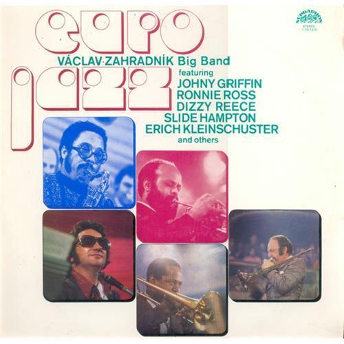 Виниловые пластинки  Vaclav Zahradnik Big Band – Euro Jazz / 1 15 1370 в Vinyl Play магазин LP и CD  02323