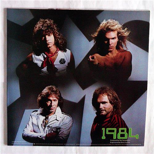 Картинка  Виниловые пластинки  Van Halen – 1984 / P-11369 в  Vinyl Play магазин LP и CD   07186 1