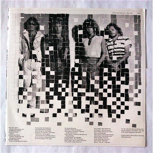 Картинка  Виниловые пластинки  Van Halen – 1984 / P-11369 в  Vinyl Play магазин LP и CD   07186 2