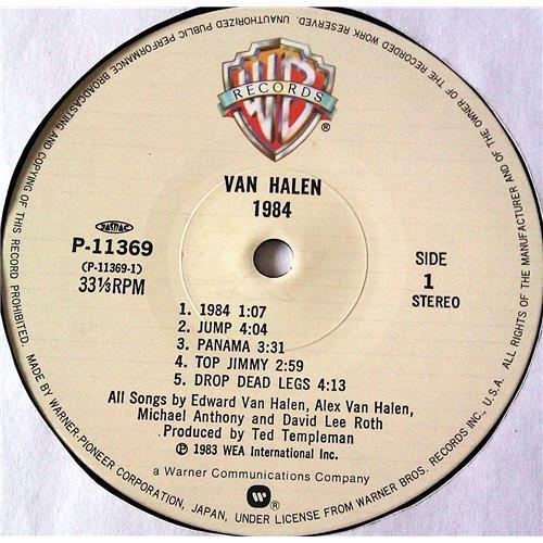 Картинка  Виниловые пластинки  Van Halen – 1984 / P-11369 в  Vinyl Play магазин LP и CD   07186 3