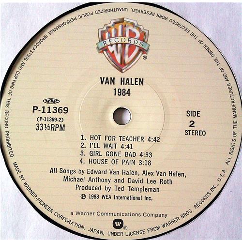 Картинка  Виниловые пластинки  Van Halen – 1984 / P-11369 в  Vinyl Play магазин LP и CD   07186 4