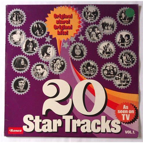 Виниловые пластинки  Various – 20 Star Tracks Vol. 1 / PP 2001 в Vinyl Play магазин LP и CD  05463
