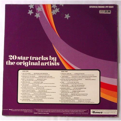 Картинка  Виниловые пластинки  Various – 20 Star Tracks Vol. 1 / PP 2001 в  Vinyl Play магазин LP и CD   05463 1