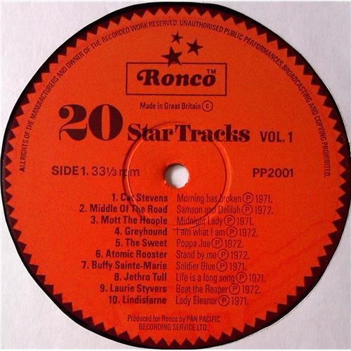 Картинка  Виниловые пластинки  Various – 20 Star Tracks Vol. 1 / PP 2001 в  Vinyl Play магазин LP и CD   05463 2