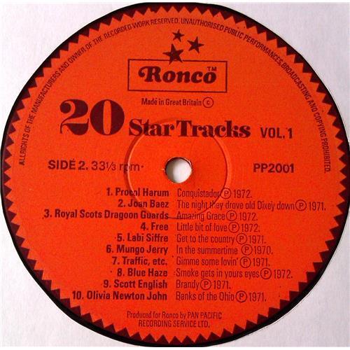 Картинка  Виниловые пластинки  Various – 20 Star Tracks Vol. 1 / PP 2001 в  Vinyl Play магазин LP и CD   05463 3