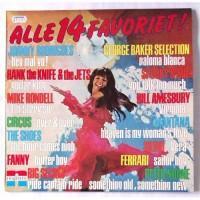 Various – Alle 14 Favoriet / NAF 301
