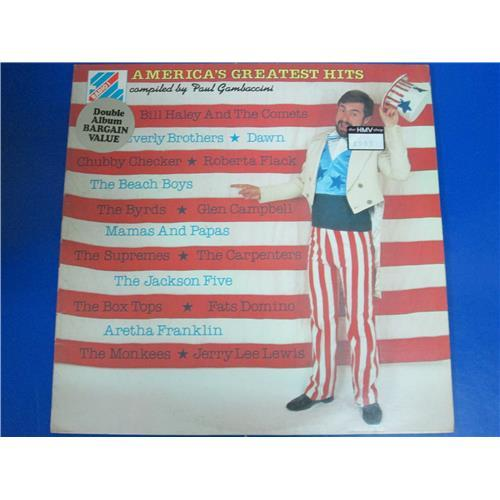 Виниловые пластинки  Various – America's Greatest Hits / BEDP 013 в Vinyl Play магазин LP и CD  04094
