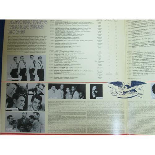 Картинка  Виниловые пластинки  Various – America's Greatest Hits / BEDP 013 в  Vinyl Play магазин LP и CD   04094 2