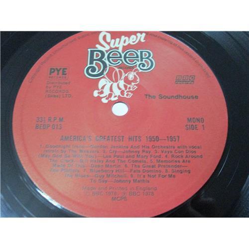 Картинка  Виниловые пластинки  Various – America's Greatest Hits / BEDP 013 в  Vinyl Play магазин LP и CD   04094 4