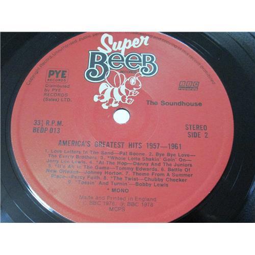 Картинка  Виниловые пластинки  Various – America's Greatest Hits / BEDP 013 в  Vinyl Play магазин LP и CD   04094 5