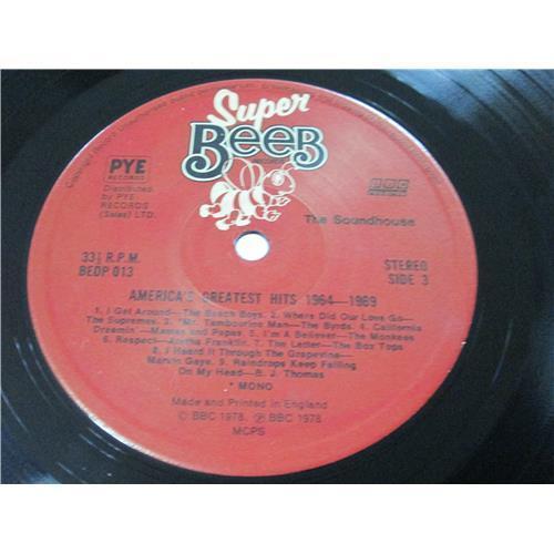 Картинка  Виниловые пластинки  Various – America's Greatest Hits / BEDP 013 в  Vinyl Play магазин LP и CD   04094 6