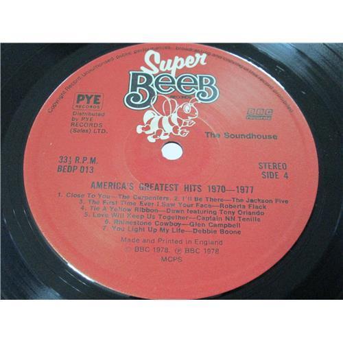 Картинка  Виниловые пластинки  Various – America's Greatest Hits / BEDP 013 в  Vinyl Play магазин LP и CD   04094 8