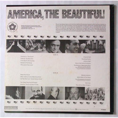 Картинка  Виниловые пластинки  Various – America, The Beautiful! / P 12822 в  Vinyl Play магазин LP и CD   05623 1