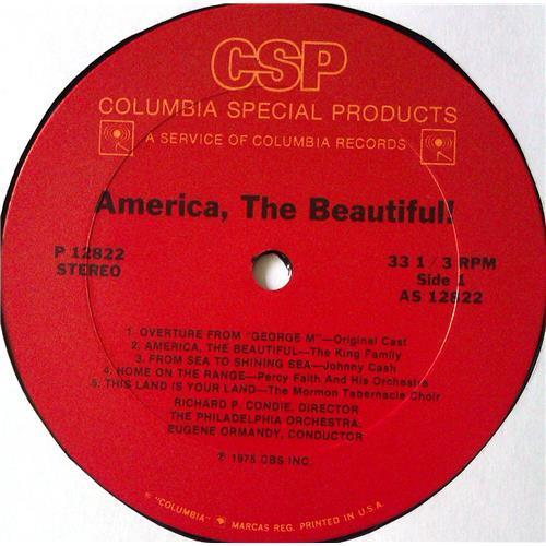 Картинка  Виниловые пластинки  Various – America, The Beautiful! / P 12822 в  Vinyl Play магазин LP и CD   05623 2