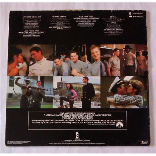 Картинка  Виниловые пластинки  Various – An Officer And A Gentleman / 205 209-320 в  Vinyl Play магазин LP и CD   07025 1