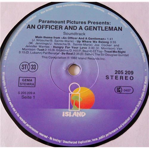 Картинка  Виниловые пластинки  Various – An Officer And A Gentleman / 205 209-320 в  Vinyl Play магазин LP и CD   07025 2