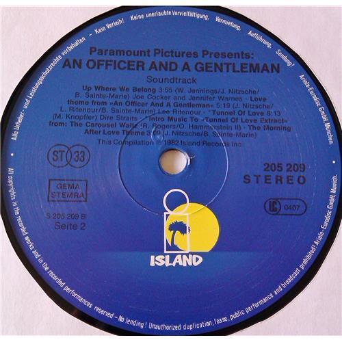 Картинка  Виниловые пластинки  Various – An Officer And A Gentleman / 205 209-320 в  Vinyl Play магазин LP и CD   07025 3